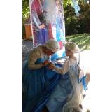 Animacion De Frozen  Olaf Elsa Y Anna En Tu Cumpleaños