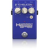 Tc Helicon Harmony Singer 2 Efecto Vocal Armonizador Reverb