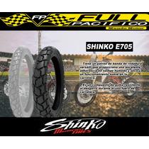 150/70r17 Shinko E705 Trail/calle/aventura Neumático De Moto
