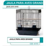 Jaula Para Aves Pet Planet 47x36x51,5cm