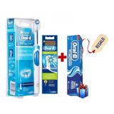 Cepillo Dientes Eléctrico Oral-b Vitality +2 Repuestos Cross