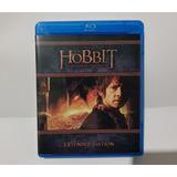 The Hobbit Trilogia Edicion Extendida Bluray Box