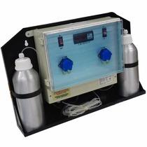 Generador Doble Aromaterapia Para Sauna Vapor | Piscineria