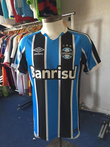 Ver más Ver en MercadoLibre. Camiseta Gremio 2016 Utileria Libertadores  Maicon. Línea 1 0820702ad0d03
