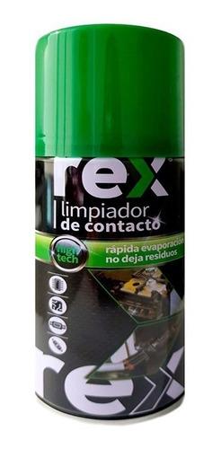 Rex Limpiador De Contacto 300 Ml