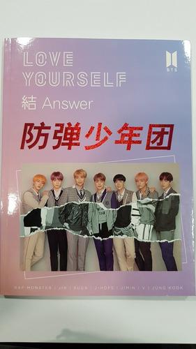 Oferta Photobook Del Grupo K-pop Bts -love Yourself