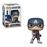 Funko Pop - Marvel Avengers  Endgame Capitan America (450)
