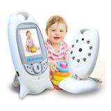 Camara Monitor De Bebe Con Microfono Y Visión Nocturna