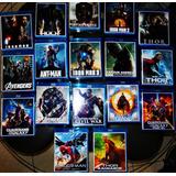 Marvel Coleccion Bluray + Thor Ragnarok
