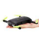 Dhd H37 Dron Selfie Camara Wifi Fpv Plegable - Castletec