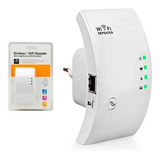 Pack X2 Repetidor De Wifi Amplificador Señal 300mbps
