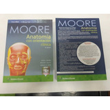 Moore Anatomía Con Orientación Clínica 8a Edición Calidad