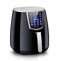 Freidora Eléctrica Digital Sin Aceite Cocina Inteligente 4.2