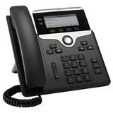 Teléfono Ip Cisco Cp-7821-k9 Negro / Venta Ofertas