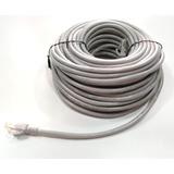 Cable De Red Cat6 Rj45 15 Metros Para Interior Armado