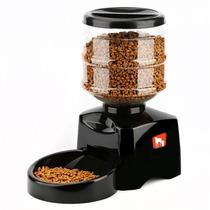 Dispensador Automatico Alimentador Mascotas Perros Y Gatos