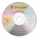 Dvd-r Verbatin 10 Unidades Oferta!