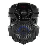 Parlante Karaoke Bluetooth Fiddler Altavoz 6,5'' Panel Led