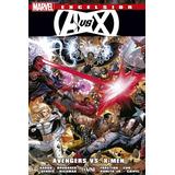Comic Marvel Avengers Vs Xmen Ovni Press Envio Gratis