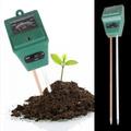 3 En 1 Medidor De Ph, Humedad Y Luz Para Jardin Y Plantas