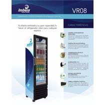 Visicooler Modelo Imbera Vr08 , Bozzo, Enfriadora De Bebidas