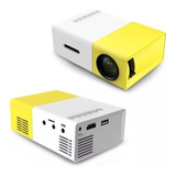 Mini Proyector Led Portatil Hdmi Vga Usb Sd 600lm