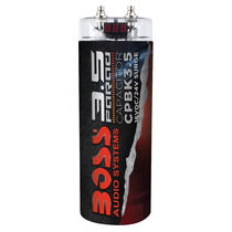 Boss Audio Cpbk3 5 3 5 Farad Car Condensador Para Almac...