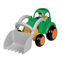 Tractor Grande Y Divertido De Color Viking - Vehículo De 10