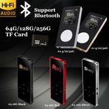 Alta Fidelidad Reproductor De Música Mp3 Mp4 Bluetooth Graba