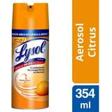 Lysol Desinfectante Spray Como Lysoform Citrus