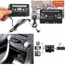 Cassette Cassete Con Plug Plus Auxiliar Alta Calidad