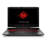 Notebook Omen Hp 15-ce003la I7-7700hq 16gb 1tb+128ssd W10