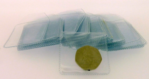 Bolsas Para Monedas De Coleccion
