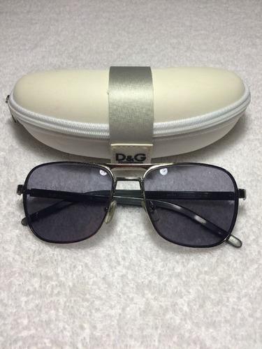 46e8b6e2c0 Lentes Sol Dolce & Gabbana D&g6036 Caravan Silver Grey 54mm