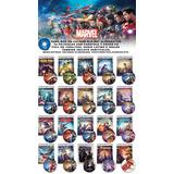 Colección Bluray Marvel Vengadores Infinity War Civil War