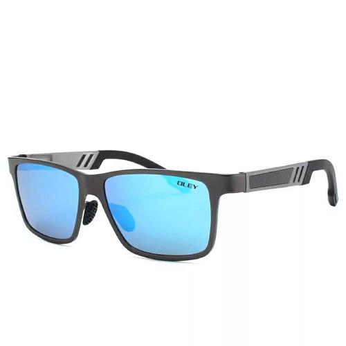 10ba1dade6 Lentes De Sol Polarizadas Hd Aluminio Uv400