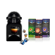 Cafetera Inissia + 100 Cápsulas Mövenpick® Para Nespresso®