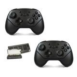 2 Controles  Mando Nintendo Switch Inalámbrico Bluetooth