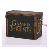 Game Of Thrones Caja Musical