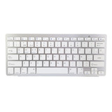 Oferta Teclado Bluetooth Tipo Mac Blanco Para Mac,macbook,im