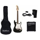 Set De Guitarra Con Amplificador Washburn Ws 300 Abregoaudio
