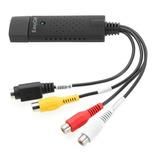 Capturadora De Audio Video Easycap Convierta Vhs A Dvd