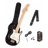 Guitarra Eléctrica Niños Epic 30  + Amplificador 2 Watts