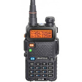 Pack 4 Radio Walkie Talkie Baofeng Uv-5ra  Uhf Vhf+manolibre