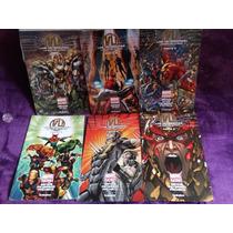 Comic  La Era De Ultrón  Completa. Unlimited. Envío Gratis.