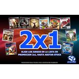 Juegos Digitales Ps3 2x1
