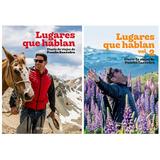 Pack Libros Lugares Que Hablan 1 Y 2 - Original  / Diverti