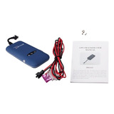 Gt02a Localizador De Coche Gps Tracker Transmisor De Seguimi