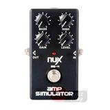 Pedal De Efecto Distorsión As-4 Nux