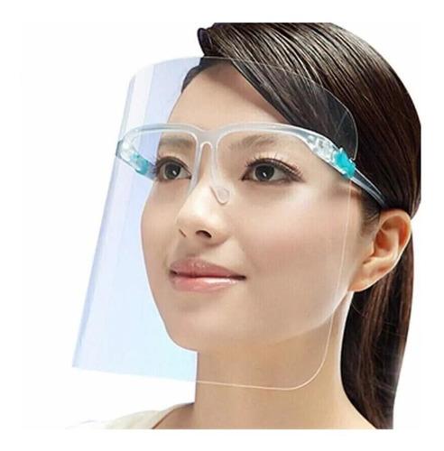 Escudo Facial Premium Con Lente Antiempañante